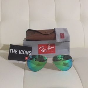 New 100% Authentic Ray Ban Sunglasses 👓